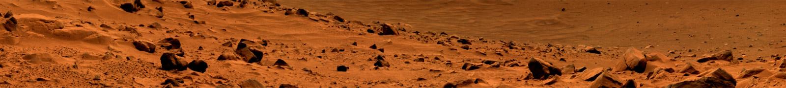 Mars Bonneville Crater