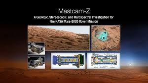 Mastcam-Z Selected to Fly on Mars 2020