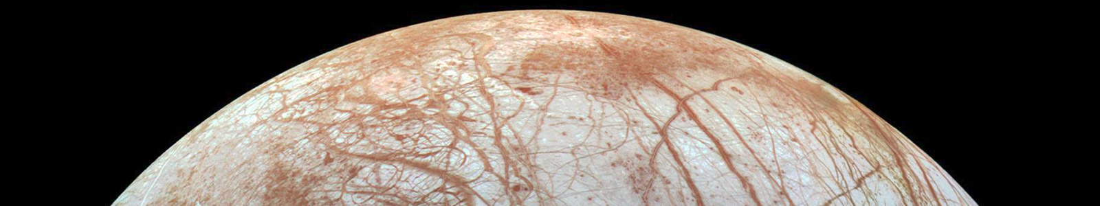 Jupiters Moon Europa